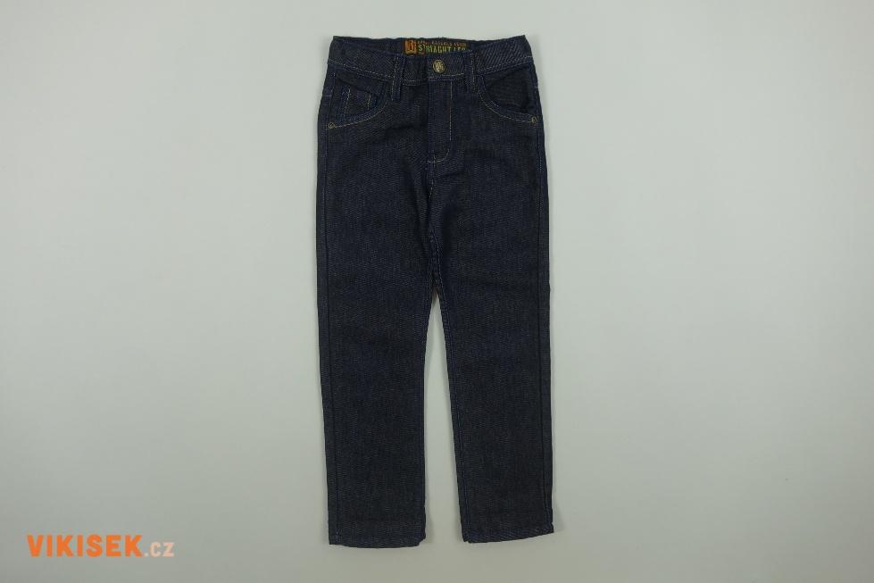 fceb4d03e17 Tmavé chlapecké džíny 5 let